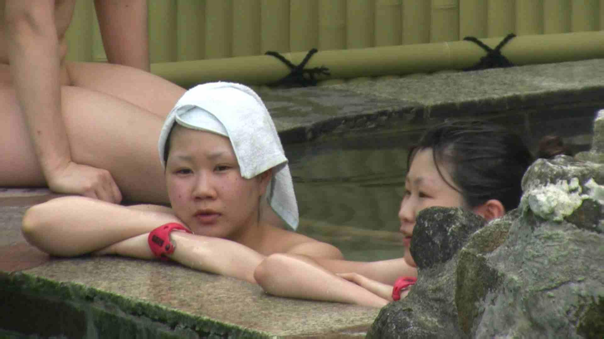Aquaな露天風呂Vol.03【VIP】 OLのプライベート AV無料 13pic 5