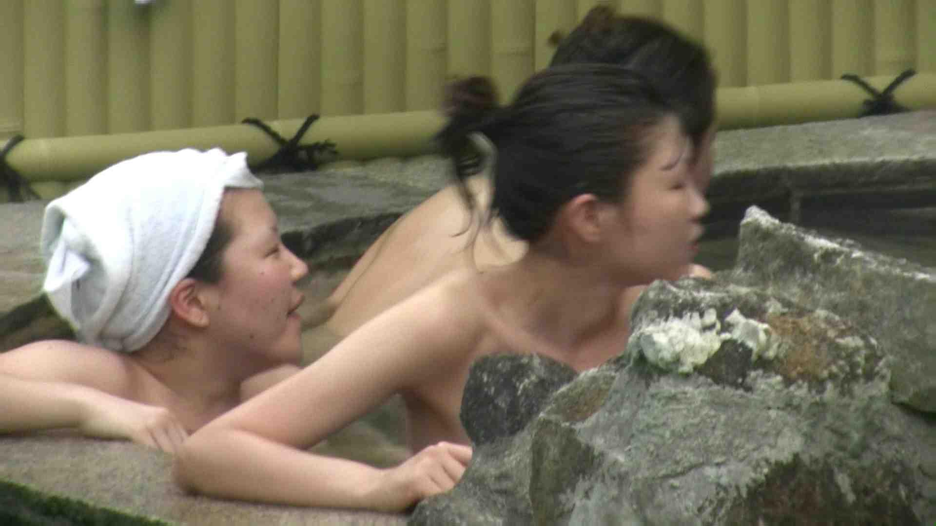 Aquaな露天風呂Vol.03【VIP】 OLのプライベート AV無料 13pic 8