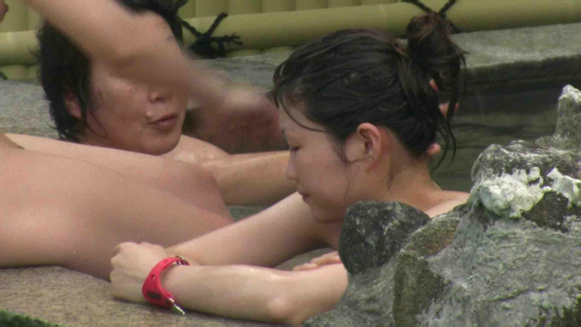 Aquaな露天風呂Vol.03【VIP】 OLのプライベート AV無料 13pic 11