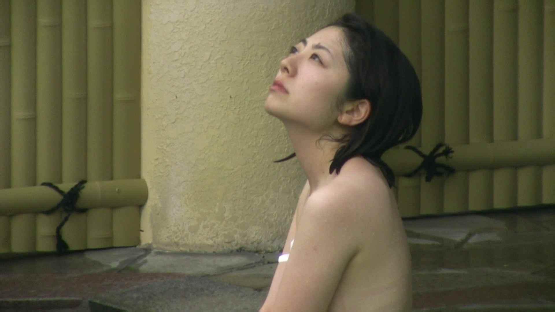 Aquaな露天風呂Vol.04 OLのプライベート 盗み撮り動画キャプチャ 10pic 2