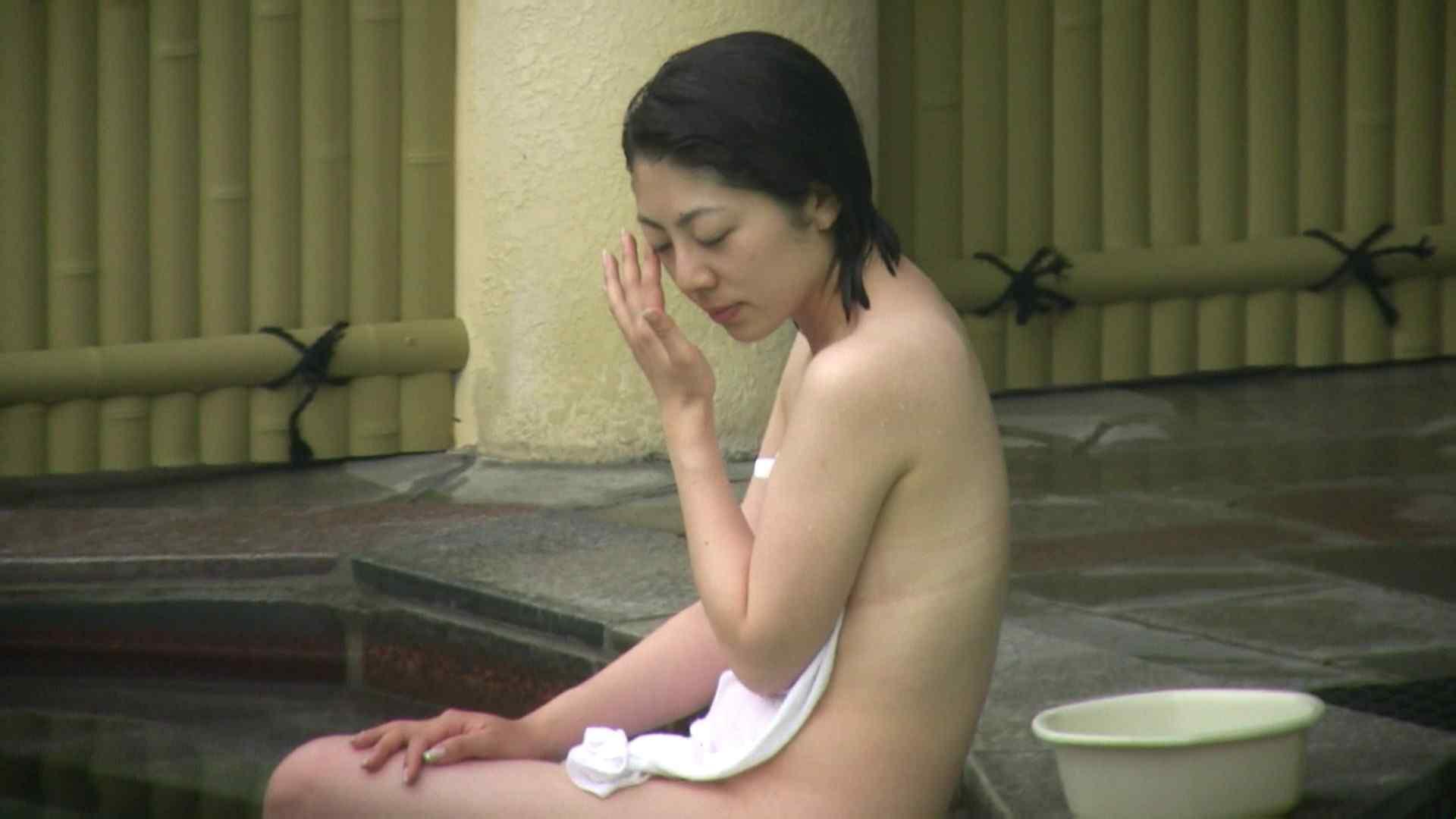 Aquaな露天風呂Vol.04 OLのプライベート 盗み撮り動画キャプチャ 10pic 5