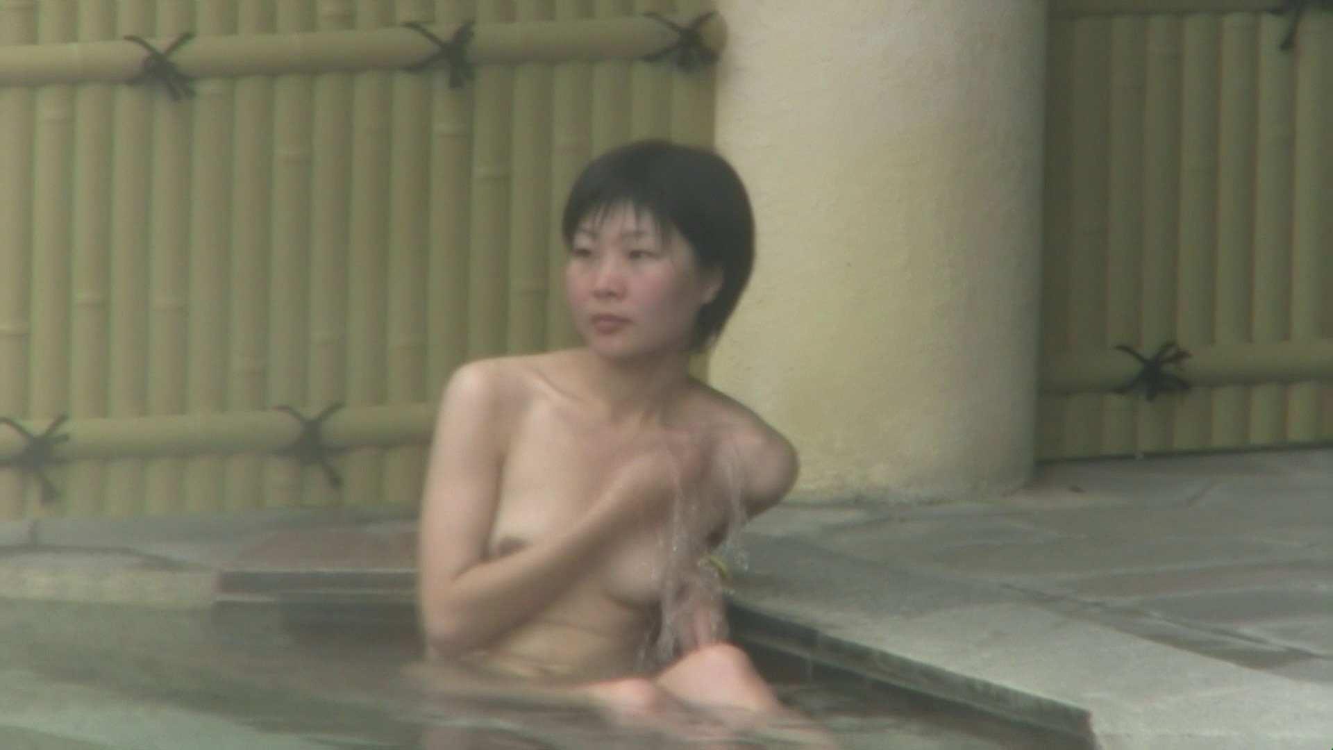 Aquaな露天風呂Vol.75【VIP限定】 露天 ワレメ無修正動画無料 10pic 8