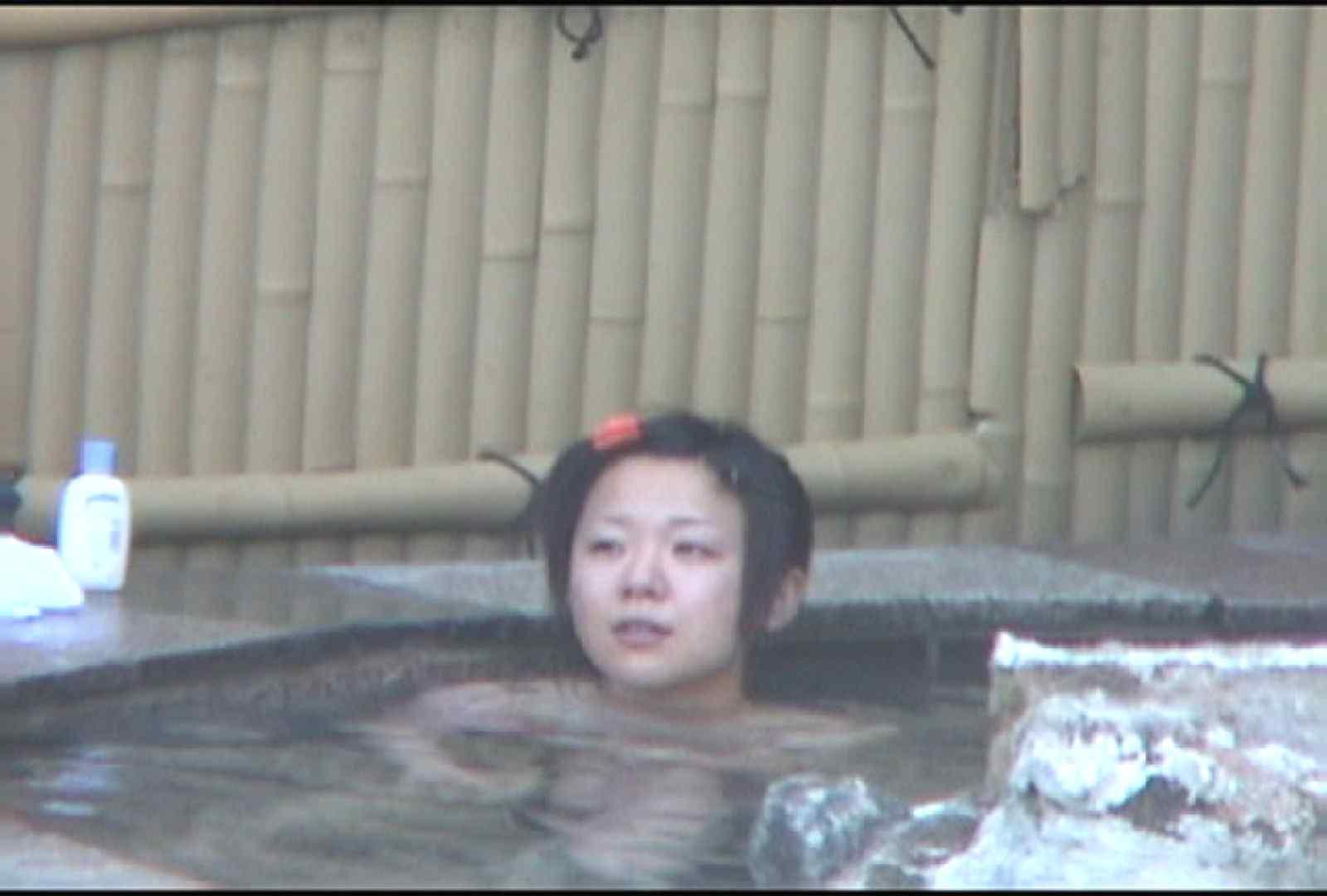 Aquaな露天風呂Vol.175 OLのプライベート おまんこ動画流出 13pic 2