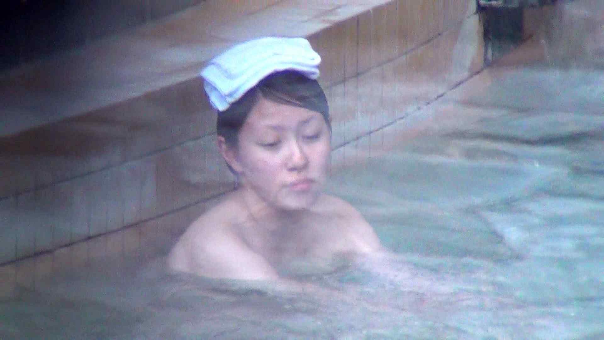 Aquaな露天風呂Vol.289 OLのプライベート ワレメ無修正動画無料 13pic 5