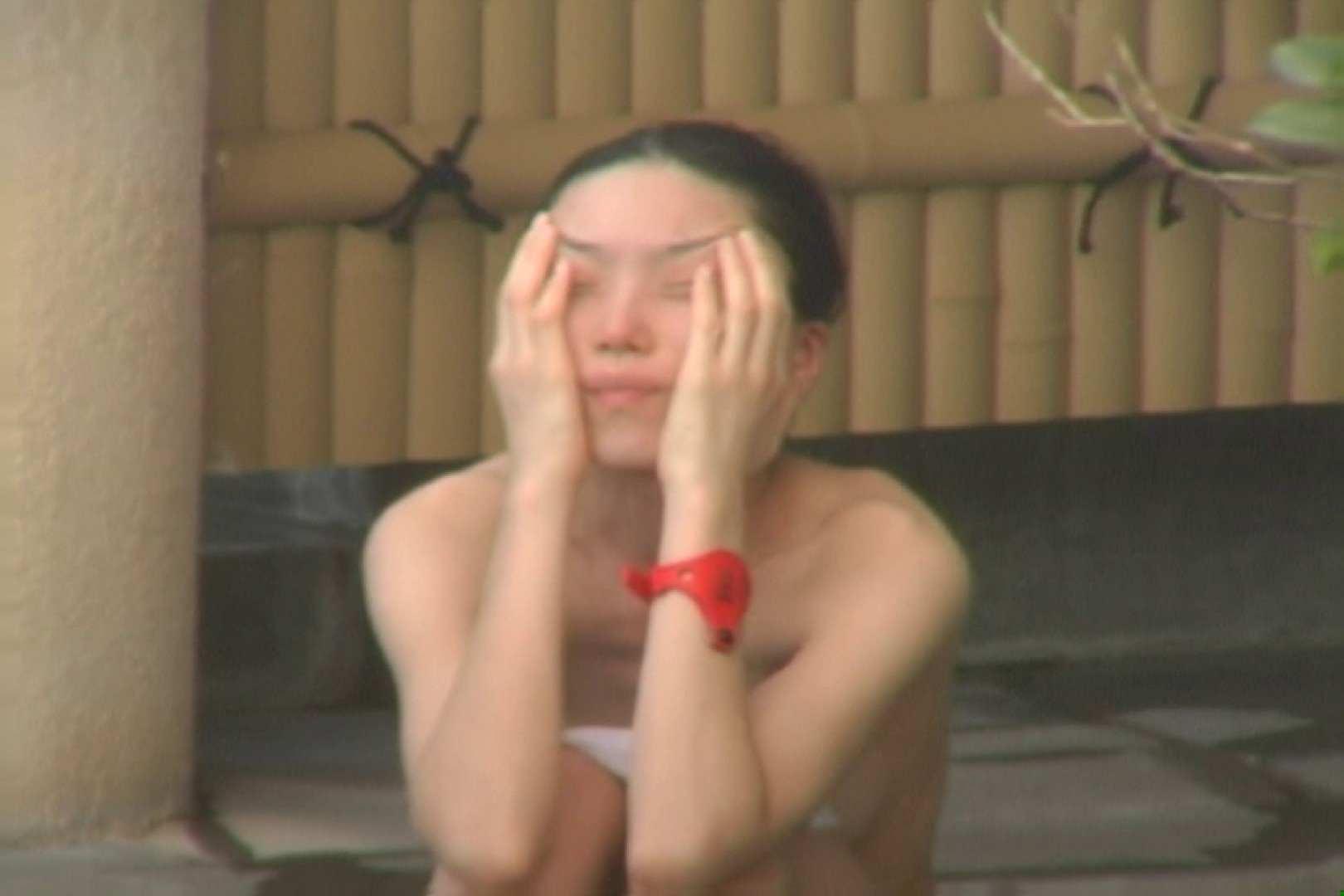 Aquaな露天風呂Vol.577 OLのプライベート オメコ動画キャプチャ 12pic 11