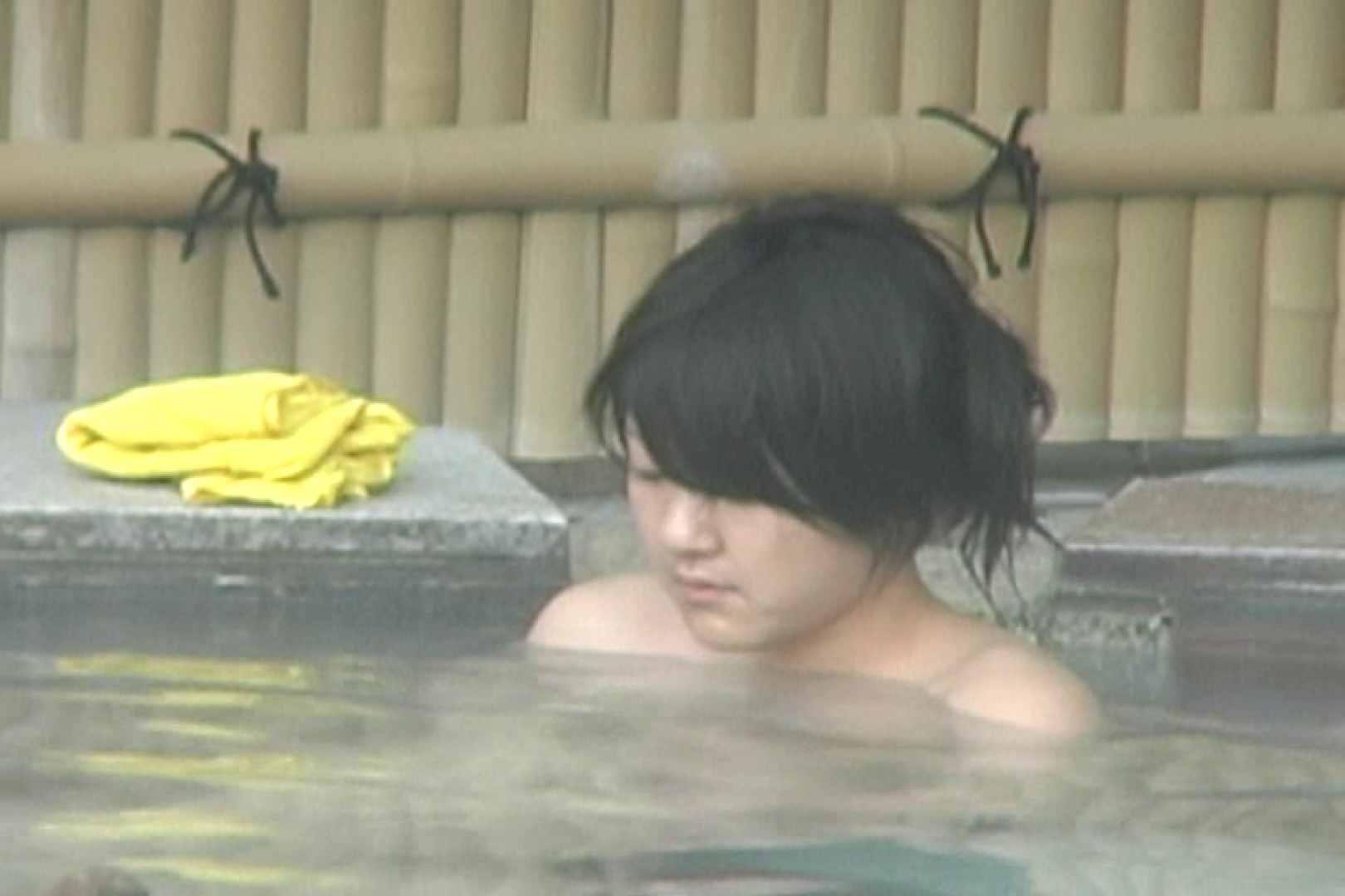 Aquaな露天風呂Vol.591 OLのプライベート ワレメ動画紹介 11pic 8