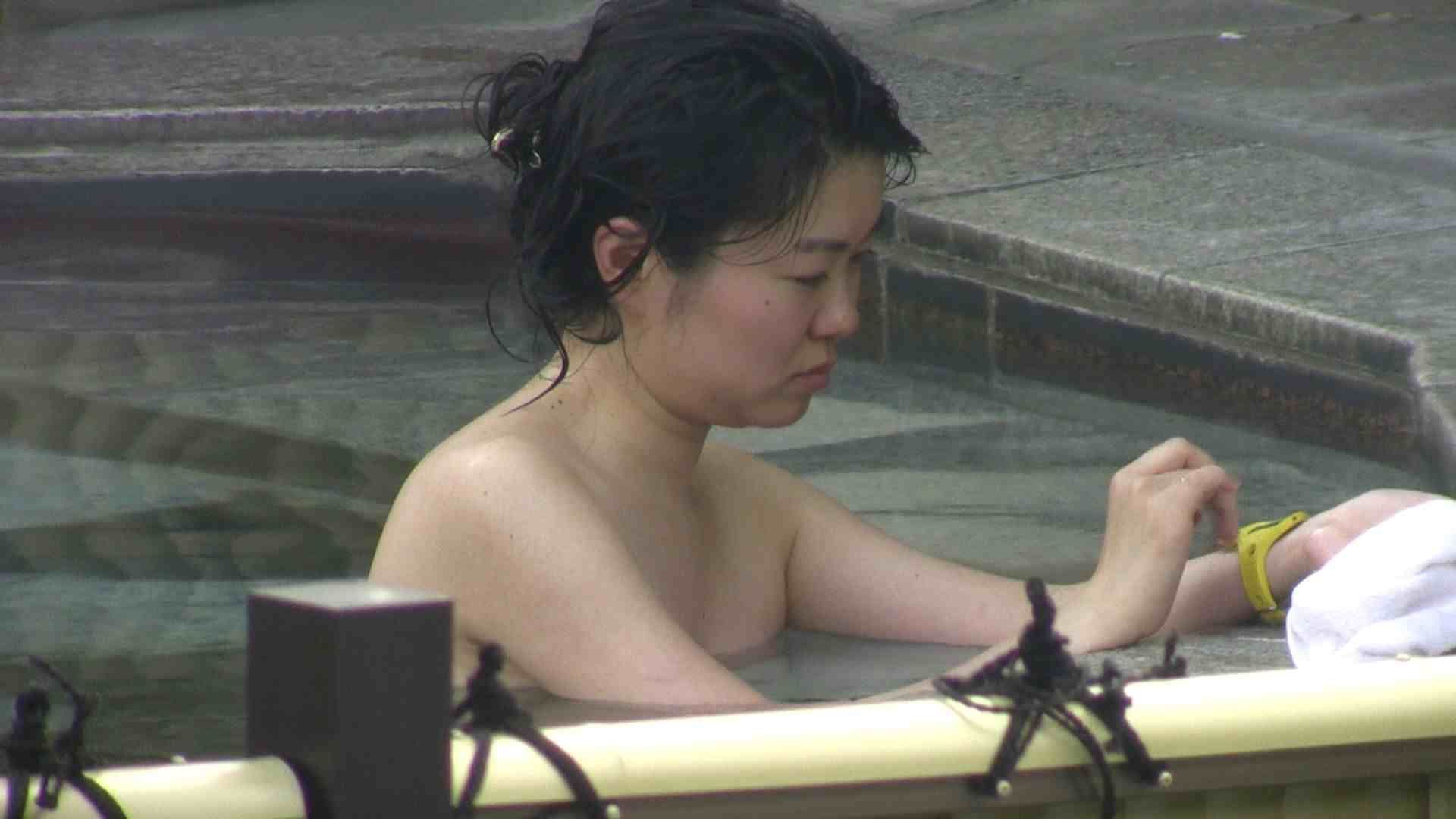 Aquaな露天風呂Vol.675 OLのプライベート  10pic 9