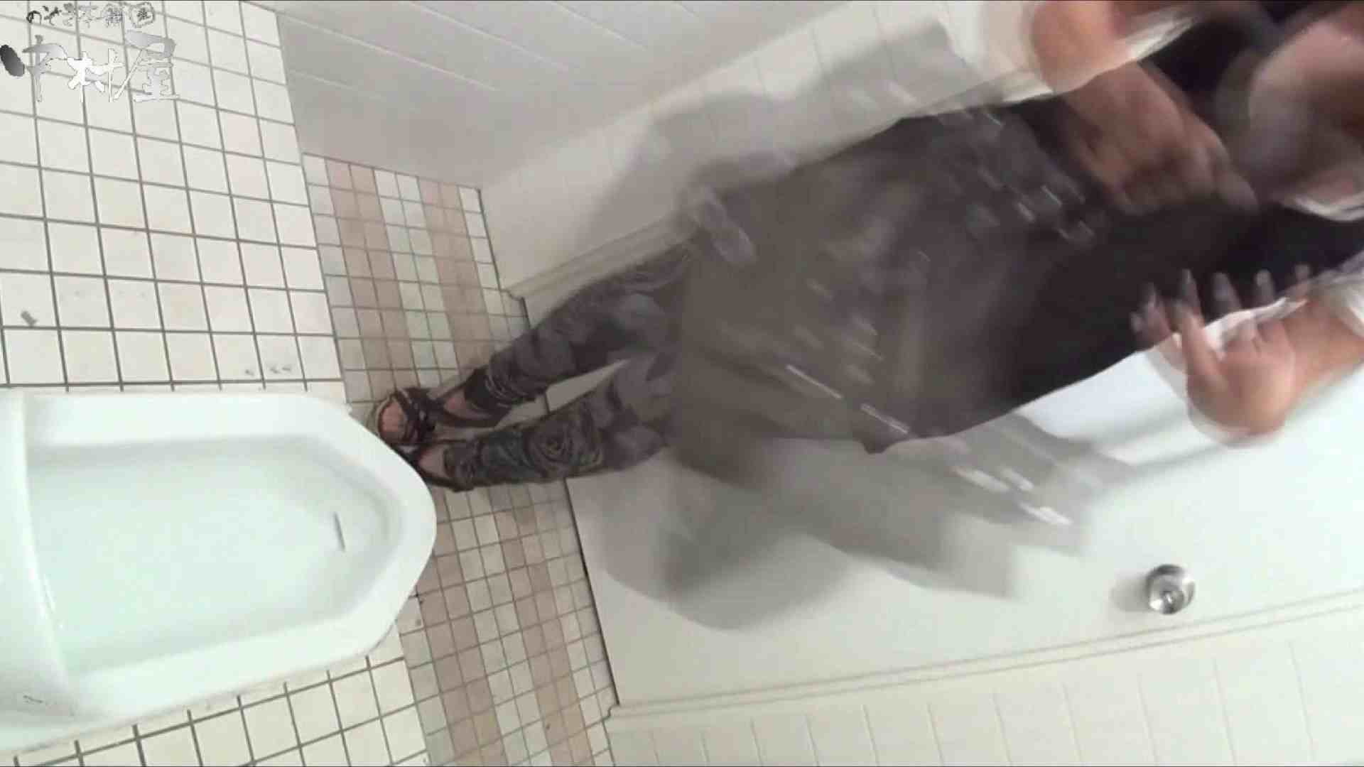 お漏らし寸前デパトイレ盗撮!Vol.15 洗面所 | トイレハメ撮り  11pic 1