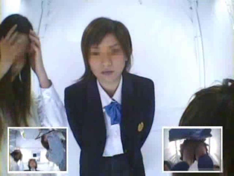 閉店さよなら 制服女子プリクラ隠し撮り Vol.01 丸見え エロ画像 10pic 4