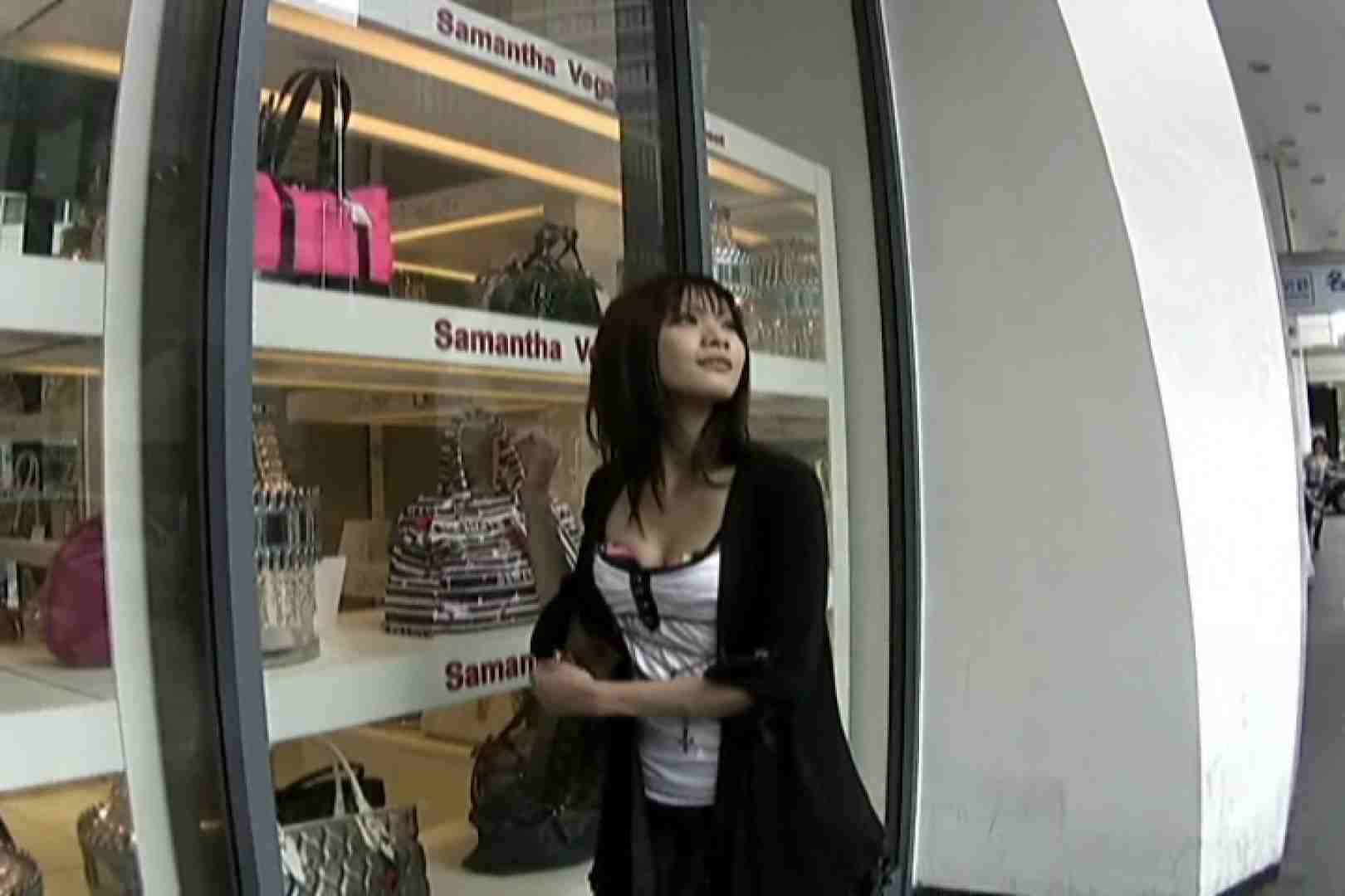 ハイビジョンパンチラ オッテQさんの追跡パンチラ制服女子編Vol.05 チラ オメコ動画キャプチャ 10pic 3